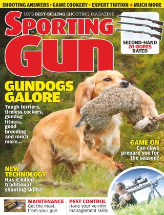 Sporting Gun September 2016