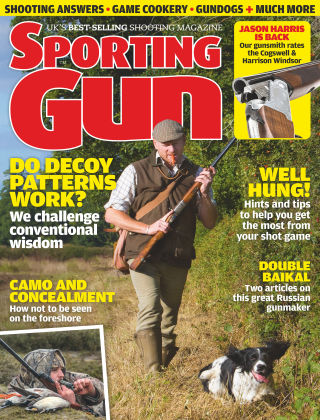Sporting Gun November 2016