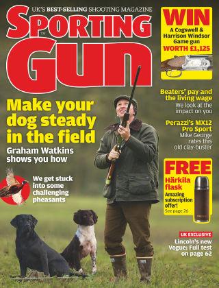 Sporting Gun December 2016