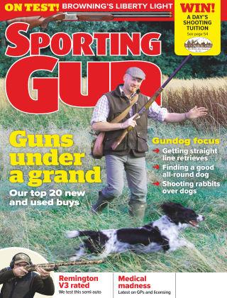 Sporting Gun Jun 2018