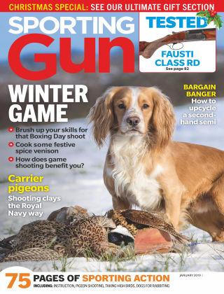 Sporting Gun Jan 2019