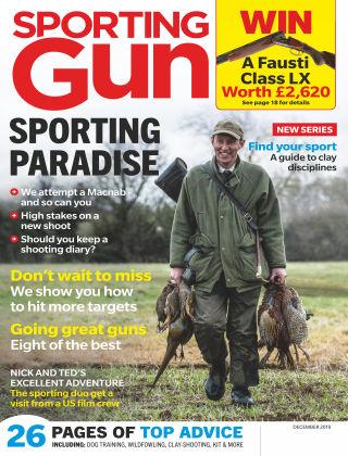Sporting Gun Dec 2019