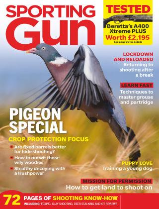 Sporting Gun August 2020