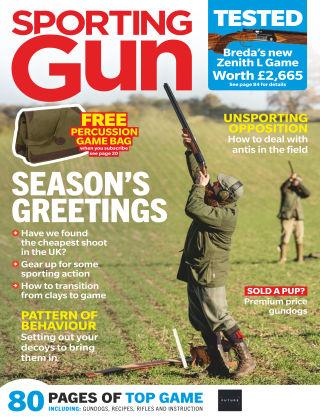 Sporting Gun November 2020