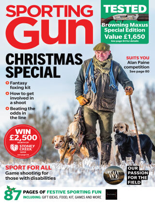 Sporting Gun January 2021