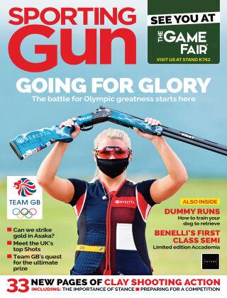 Sporting Gun August-21