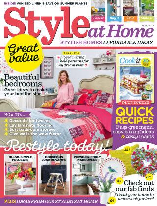 Style at Home May 2014