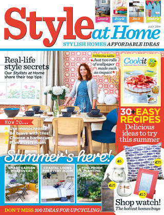 Style at Home July 2014