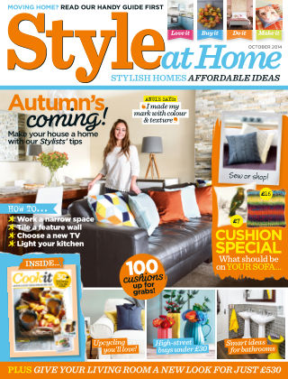 Style at Home October 2014