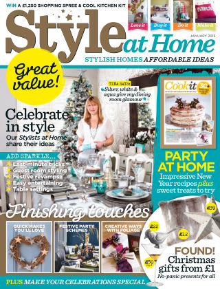 Style at Home January 2015