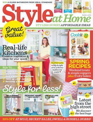 Style at Home March 2015
