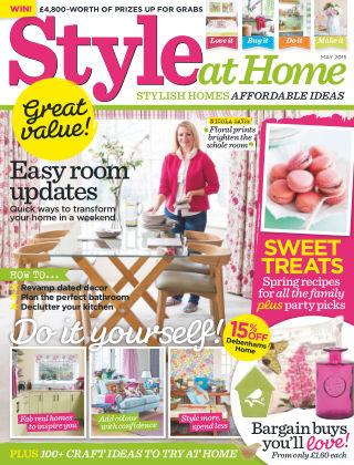 Style at Home May 2015