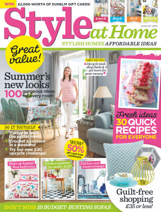 Style at Home August 2015