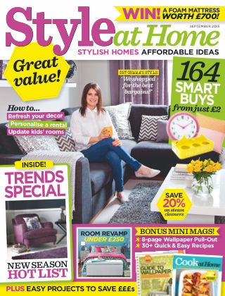 Style at Home September 2015