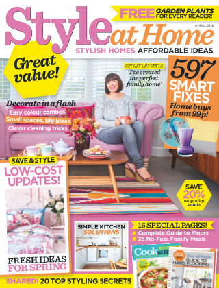 Style at Home April 2016