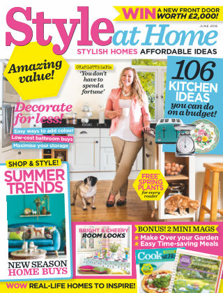 Style at Home June 2016