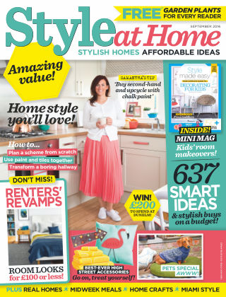 Style at Home September 2016