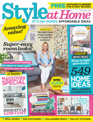 Style at Home October 2016