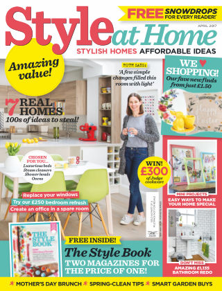 Style at Home April 2017