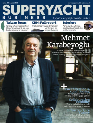 Superyacht Business June 2014