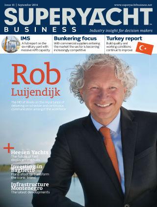 Superyacht Business September 2014
