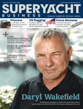 Superyacht Business November 2014