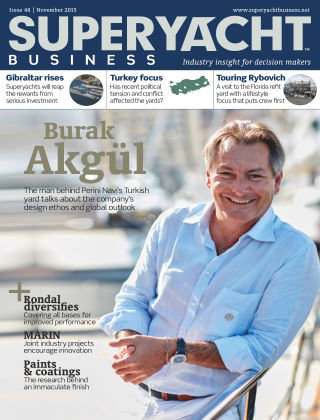Superyacht Business November 2015