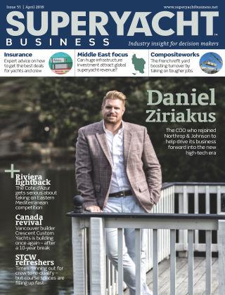 Superyacht Business April 2016