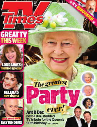 TV Times 14th May 2016