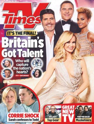 TV Times 28th May 2016