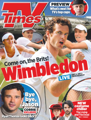 TV Times 25th June 2016