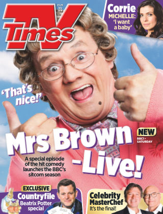 TV Times 23rd July 2016