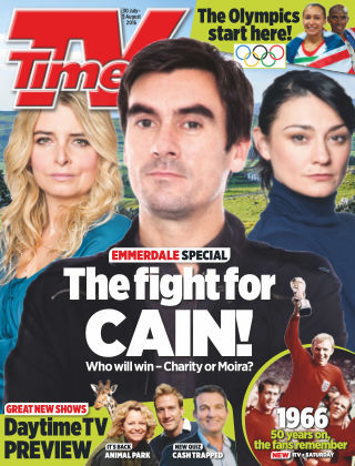 TV Times 30th July 2016