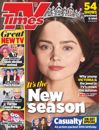 TV Times 27th August 2016