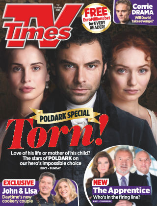TV Times 1st October 2016