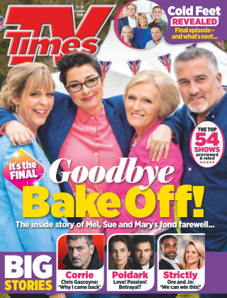TV Times 22nd October 2016