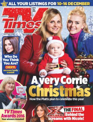 TV Times 10th December 2016