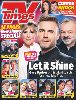 TV Times 7th January 2017
