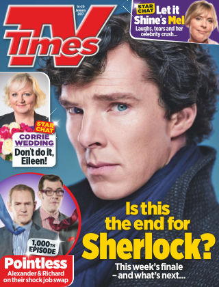 TV Times 14th January 2017