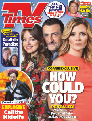 TV Times 28th January 2017