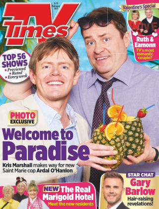 TV Times 11th February 2017