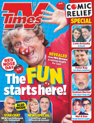 TV Times 18th March 2017