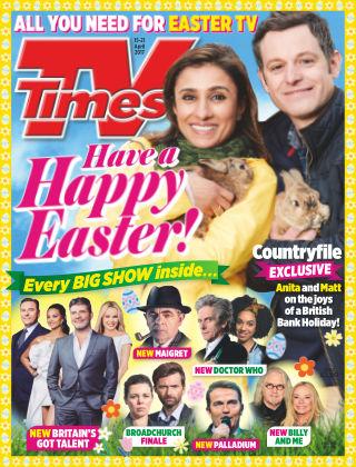 TV Times 15th April 2017