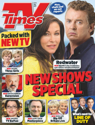 TV Times 13th May 2017