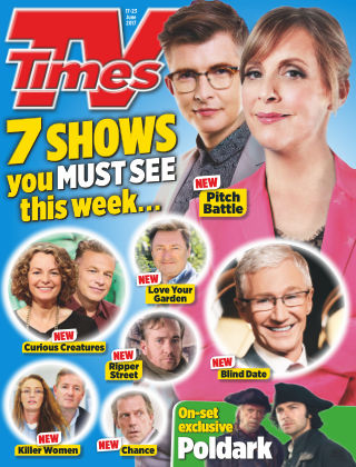 TV Times 17th June 2017