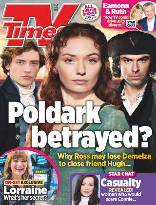 TV Times 15th July 2017