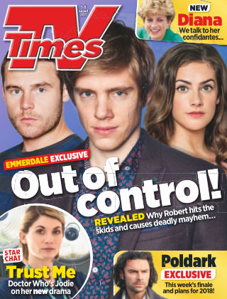 TV Times 5th August 2017