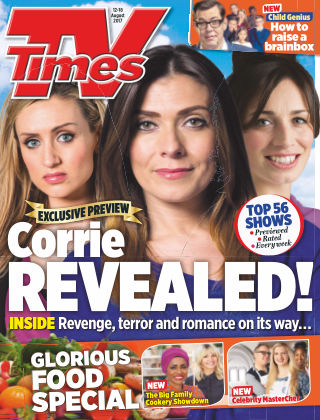 TV Times 12th August 2017
