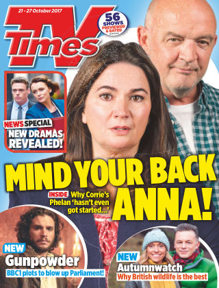 TV Times 21st October 2017