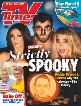 TV Times 28th October 2017